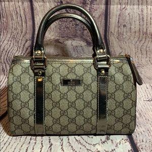 Authentic Gucci Joy Boston purse bag